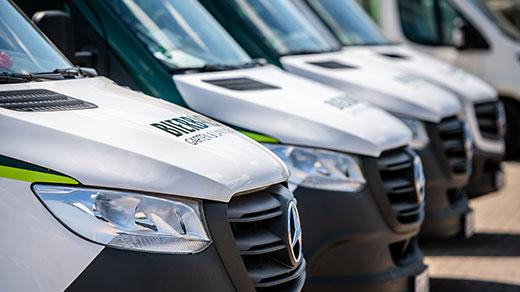 BIERBACH's Fahrzeuge