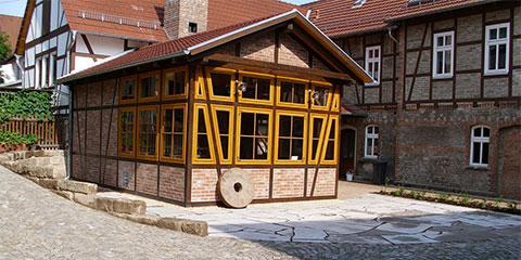 Bad Blankenburg Stadtmühle
